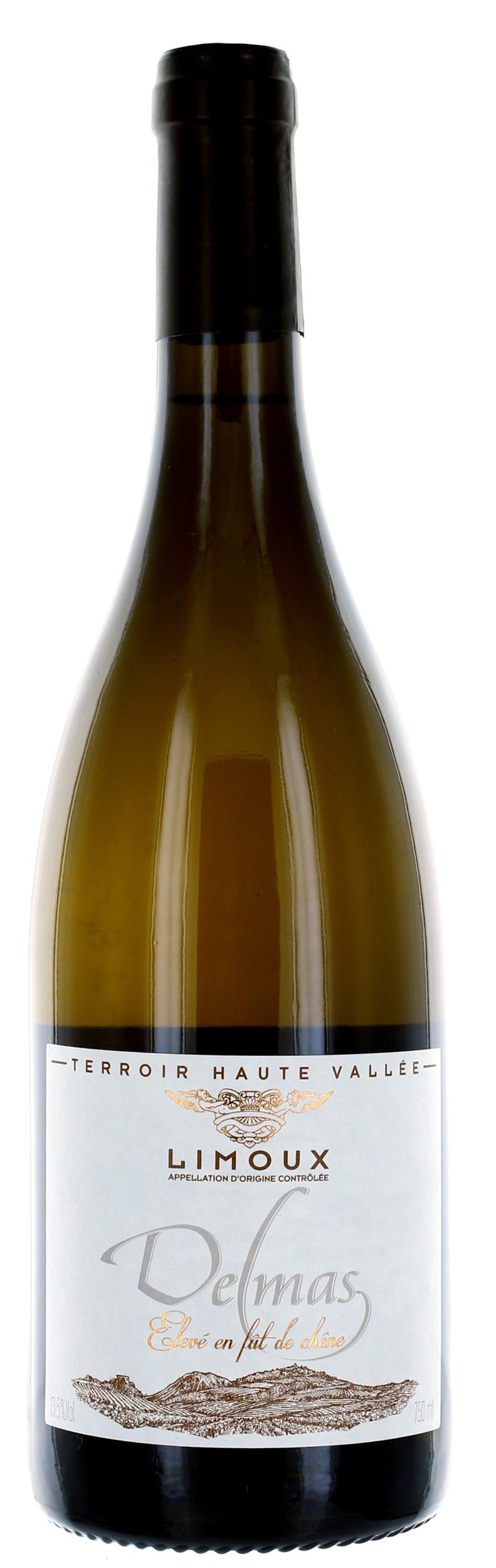 AOP Limoux Chardonnay - Domaine Delmas - 2014 - BIO