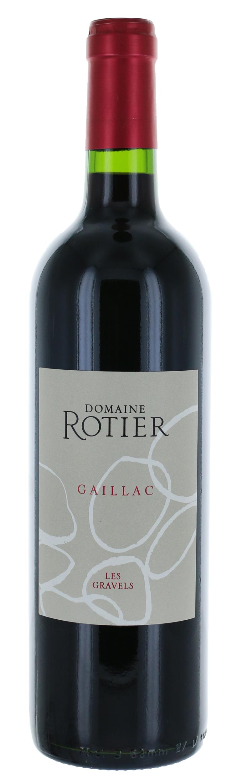 Gaillac - Les Gravels - Domaine Rotier - 2016 - BIO