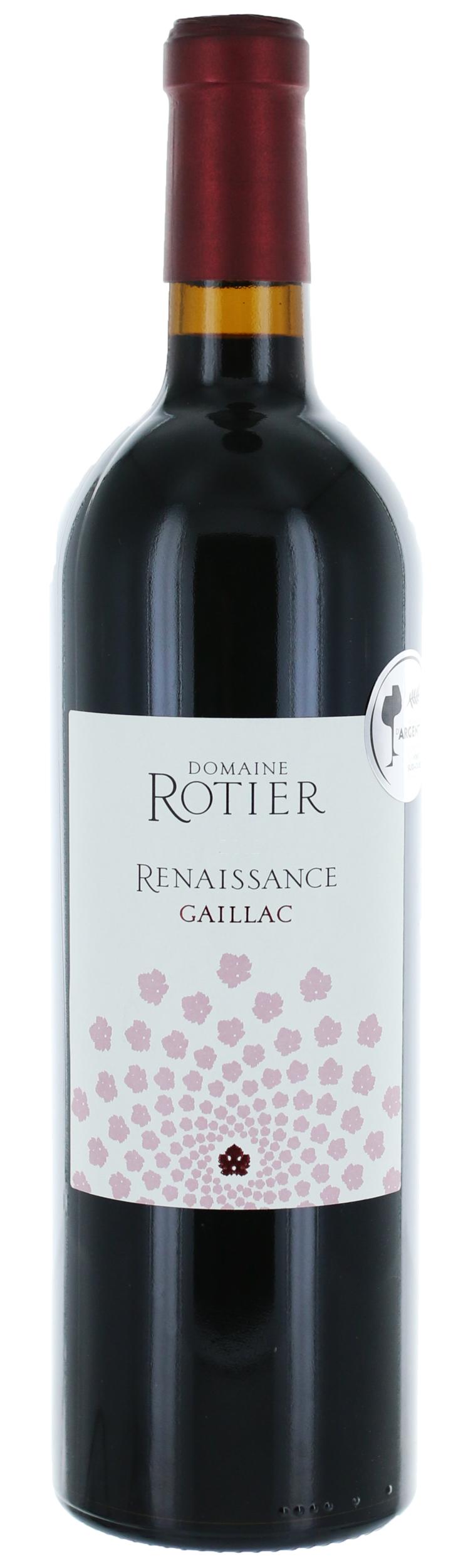 Gaillac - Renaissance - Domaine Rotier - 2017 - BIO