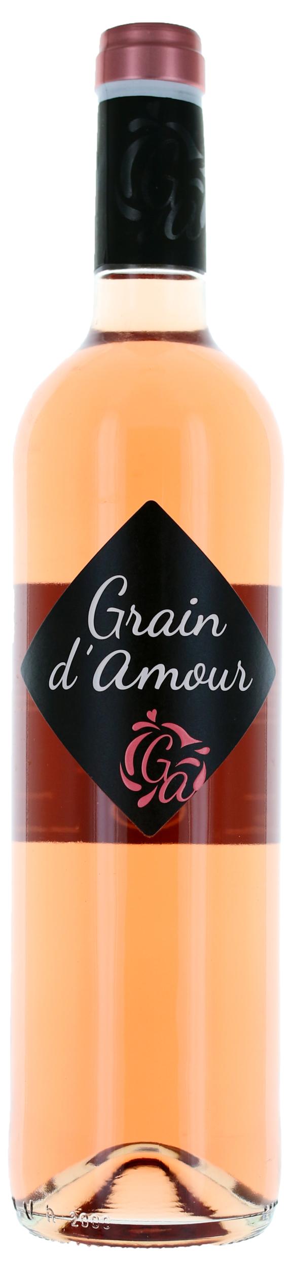Côtes de Brulhois - Grain d\'Amour - Magnum