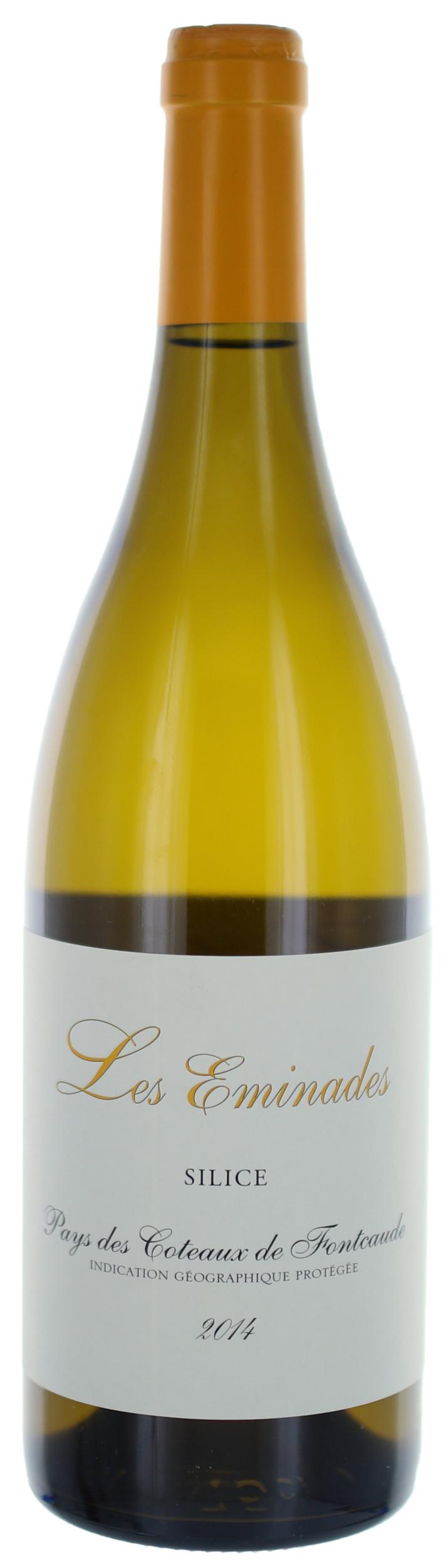 Vin de Pays - Silice - Les Eminades - 2018 - BIO