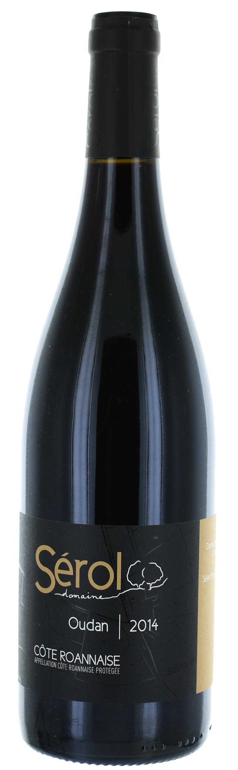Côtes Roannaise - Oudan - Domaine Sérol - 2018 - BIO
