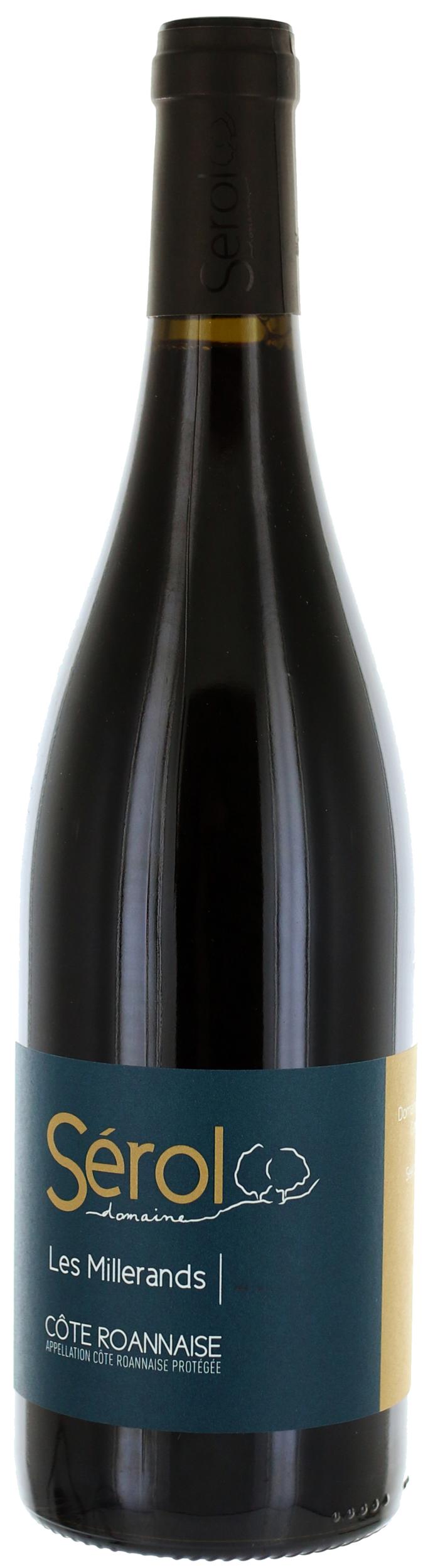 Côtes Roannaise - Les Millerands - Domaine Sérol - 2019- BIO