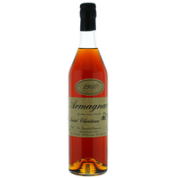 "ARMAGNAC 1960 ""Saint-Christeau"" - 40° - G. Miclo"