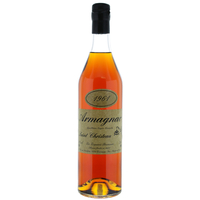 "ARMAGNAC 1961 "" Saint-Christeau"" - 40° - G. Miclo"
