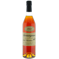 "ARMAGNAC 1968 ""Saint-Christeau"" - 40° - G. Miclo"