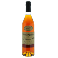 "ARMAGNAC 1969 ""Saint-Christeau"" - 40° - G. Miclo"