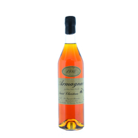 "ARMAGNAC 1980 ""Saint-Christeau"" - 40° - G. Miclo"