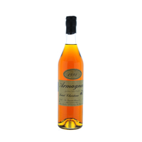 "ARMAGNAC 1981 ""Saint-Christeau"" - 41° - G. Miclo"