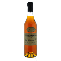 "ARMAGNAC 1986 ""Saint-Christeau"" - 40° - G. Miclo"
