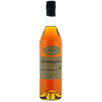 "ARMAGNAC 1974 ""Saint-Christeau"" - 40° - G. Miclo"