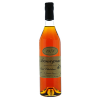 "ARMAGNAC 1978 ""Saint-Christeau"" - 40° - G. Miclo"