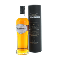 Tamdhu 10 ans - Ecosse Speyside - Single Malt - Non Tourbé - 70cl - 43°