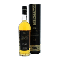 Glencadam 15 ans - Ecosse Highlands - Single Malt - Non tourbé - 70cl - 46°