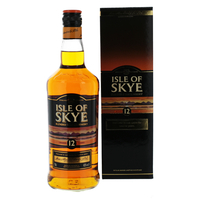 Isle of Skye 12 ans - Ecosse Skye Islay & Speyside - Blend - Tourbé - 70cl - 46°