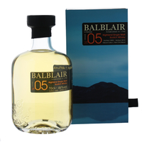 Balbair 2005 - Ecosse - Malt Whisky - Highlands - Non Tourbé