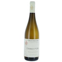 Chablis - 1er Cru Montée de Tonnerre - Domaine Christophe & Fils - 2015