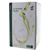 IGP Côtes Catalanes - Cubi de qualité - Le Tonnelet - 10L  - Domaine Dom Brial - BLANC