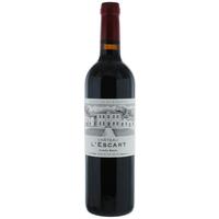 Bordeaux Supérieur - Cuvée Eden - Château L'Escart - 2015 - BIO