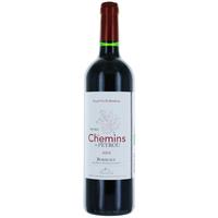 Bordeaux A.O.C - Chemin de Peyrou - Vignobles Papon - 2015 - BIO