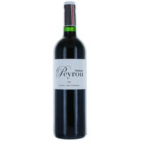 Côtes de Castillon - Château de Peyrou - Vignobles Papon - 2012 - BIO
