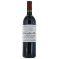 Fronsac - Grande Renouil - 1989