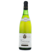 Vouvray - Ph Foreau Vouvray Moelleux Clos Naudin - 1989