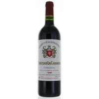 Pomerol - Château La Cabane - 1998