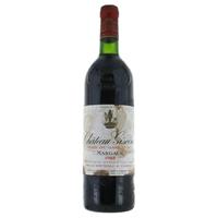 Margaux - Château Giscours - 1988