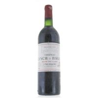 Pauillac - Château Lynch Bages - 1981