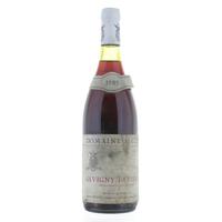 Savigny La Riviere - Domaine Seguin - 1985