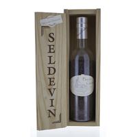 Sel de Vin - Fleur de Cabernet - Coffret Bois