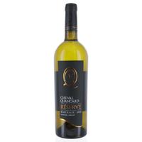Bordeaux Blanc - Réserve - Cheval Quancard - 2017