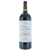 Margaux - Château Prieuré Lichine - 2015 - Magnum
