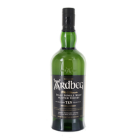 Ardeg 10 Years Old - Ecosse Highlands - Islay Single Malt - 46°