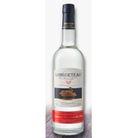 Longueteau Rhum Blanc - Guadeloupe - 70cl - 50°