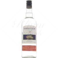 Longueteau Rhum Blanc - Guadeloupe - Litre - 50°