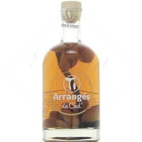 Rhum de Ced Kumquat Café - France - 70cl - 32°