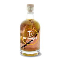 Rhum de Ced Mangue Passion - France - 70cl - 32°