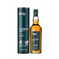 Ancnoc 24 ans - Ecosse - Single Malt - Non Tourbé - 70cl - 46°