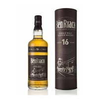 Benriach 16 ans - Ecosse - Single Malt - Non Tourbé - 70cl - 43°