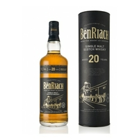 Benriach 20 ans - Ecosse - Single Malt - Non Tourbé - 70cl - 43°