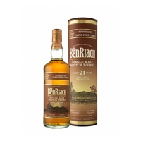 Benriach 21 ans Tawny Port Finish - Ecosse - Single Malt - Non Tourbé - 70cl - 46°