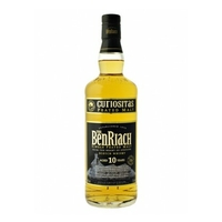 Benriach 10 ans Curiositas - Ecosse - Single Malt - Très Tourbé - 70cl - 46°