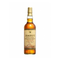 Amrut Peated Cask Strength - Inde - Single Malt - Peu Tourbé - 70cl - 62.8°