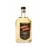 Glen Breton Battle Of The Glen - Canada - Single Malt - Non Tourbé - 70cl - 43°