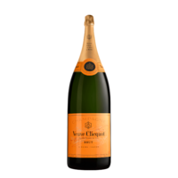 Yellow Label - Champagne Veuve Clicquot - Nabuchodonosor