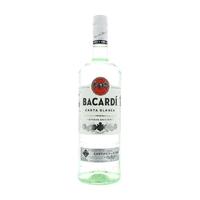 Bacardi Carta Blanca - Cuba - 1l - 37,5°
