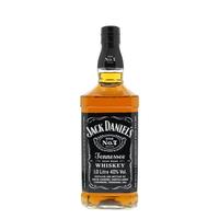 Jack Daniel's Old N°7 - Etats-Unis - Non Tourbé - 1l - 40°