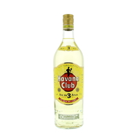 Havana Club Anejo 3 Years - Cuba - 1l - 40°
